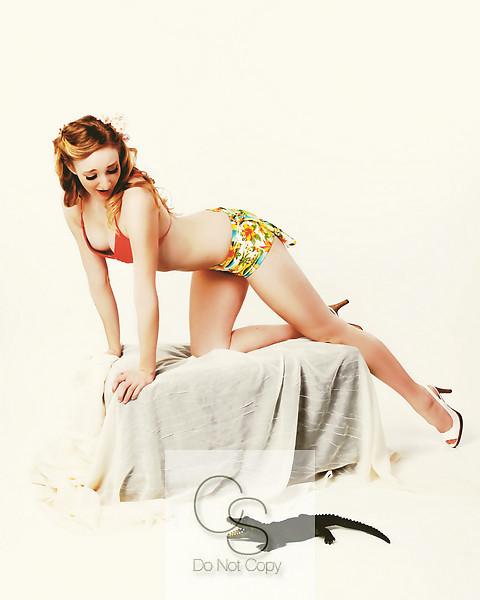 Center Stage Pin-Ups - Kansas City Portraits